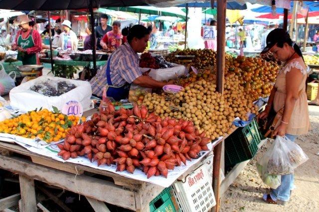 Chamni Norakan market