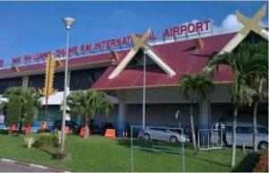Аэропорт Чианграя