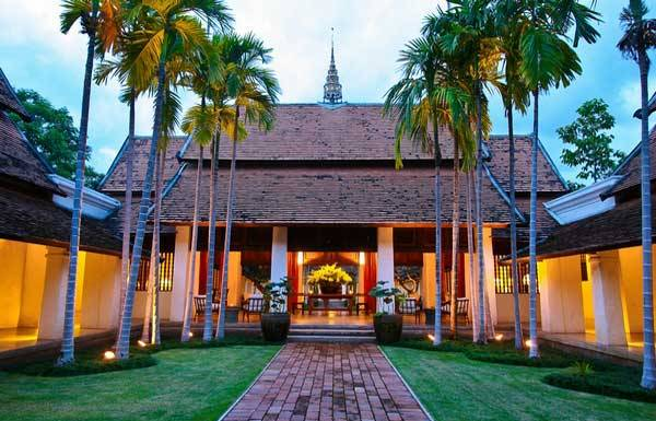 Лучшие отели в Чиангмае