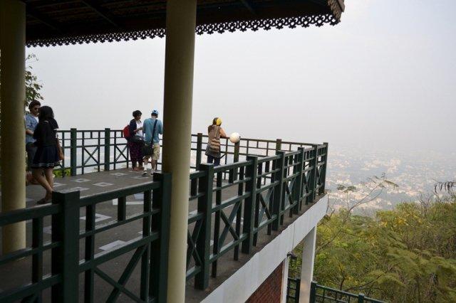 Wat Phrathat Doi Suthep в Чиангмае