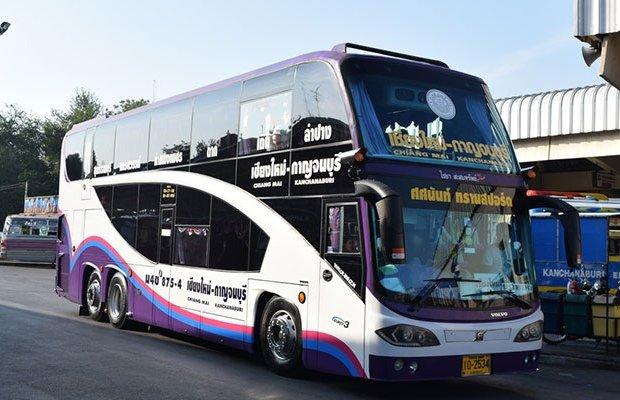 Как добраться из Бангкока в Канчанабури
