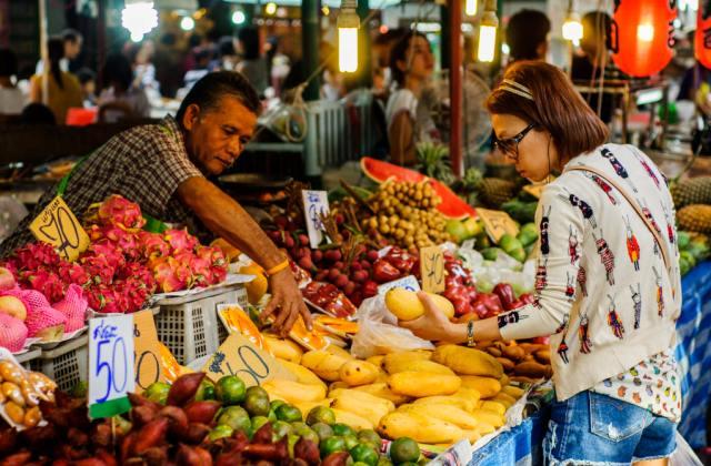 Рынки Чиангмая