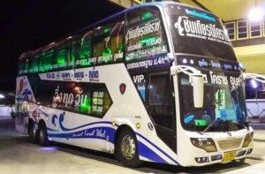 Автобус Пхукет-Чиангмай