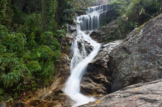 Водопад Huay Kaew в Чиангмае