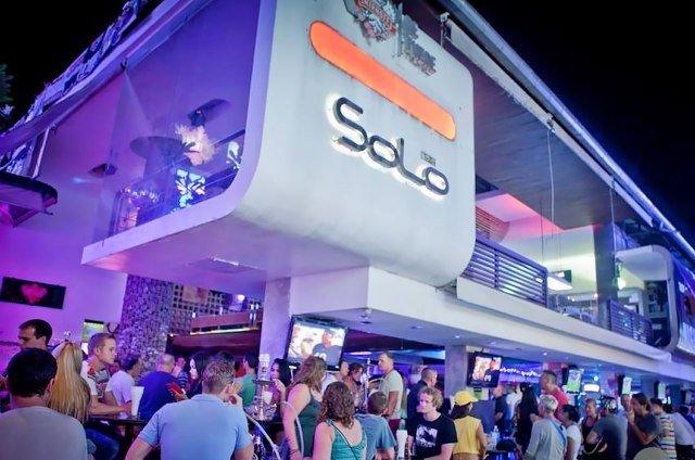Бар Solo Bar