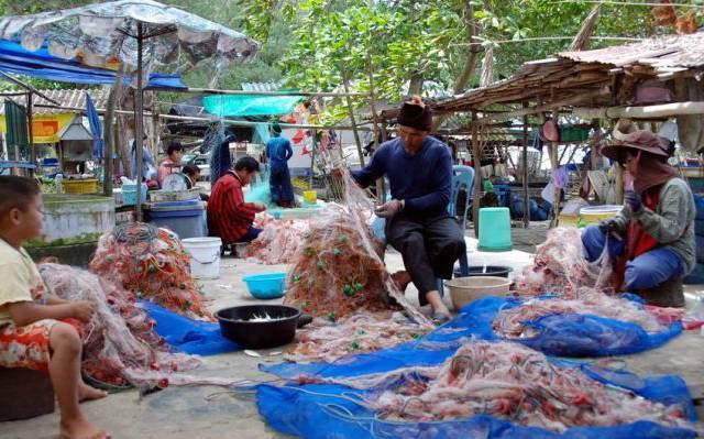 Рыбацкая деревня Бан Пхе