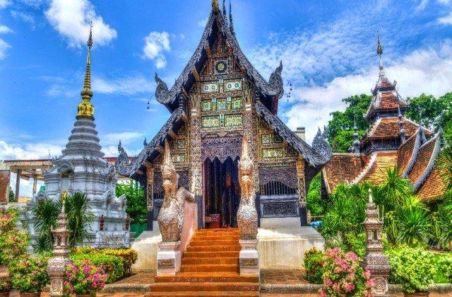 храмы Канчанабури