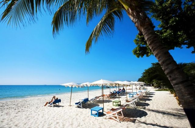 Пляжи Районга