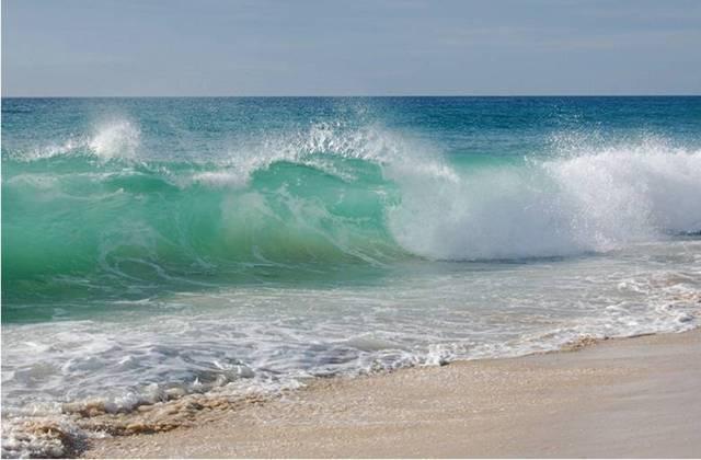 Волны на пляжах Самуи
