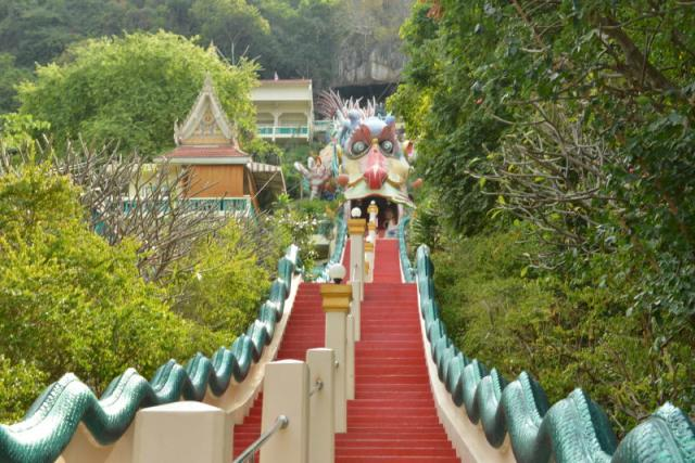 Храм пещеры тигра Wat Tham Seua
