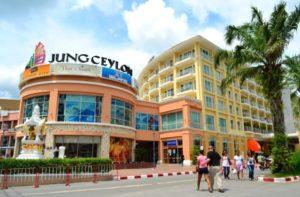 Торговый центр Джанг цейлон на Пхукте