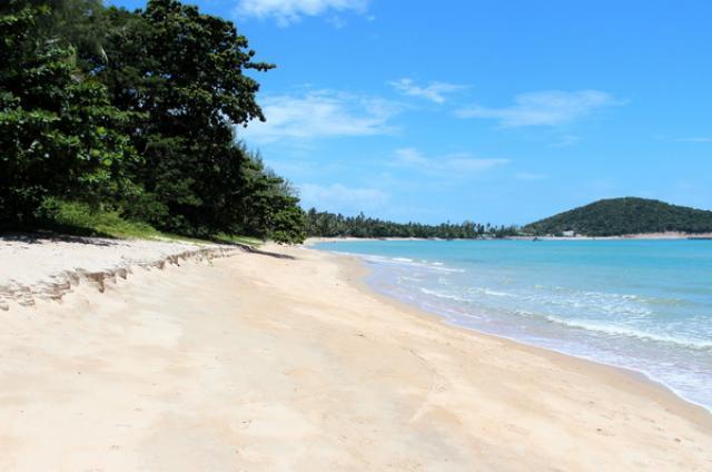 Пляж Липа Ной на Самуи