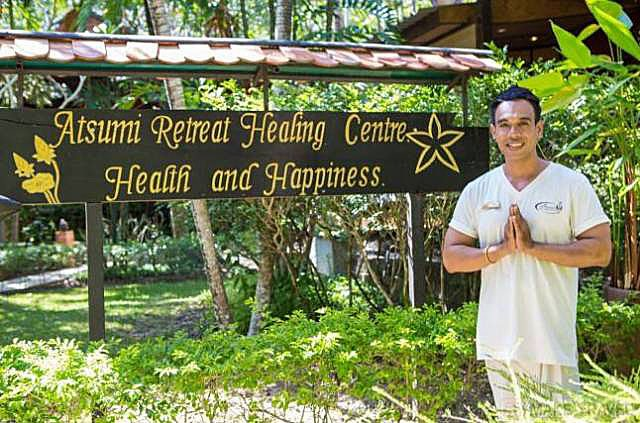 Atsumi Retreat Healing