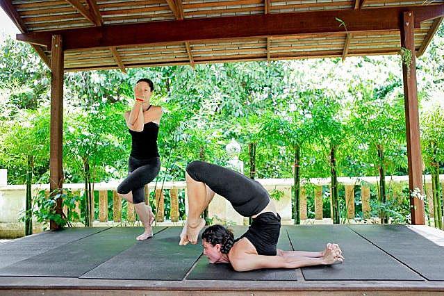 Mindbody Yoga Studio