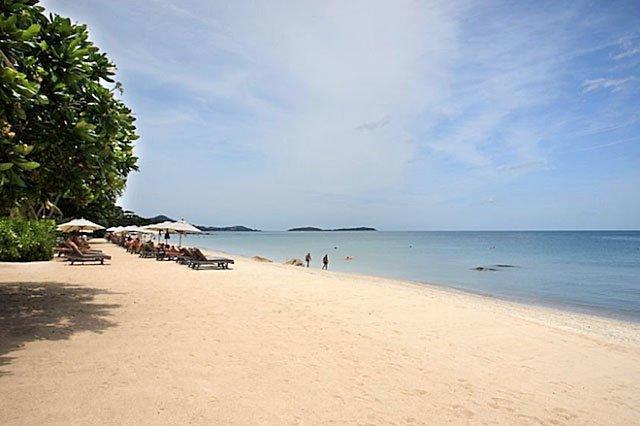 Пляж Чавенг Ной на Самуи