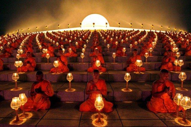 Праздники в Тайланде