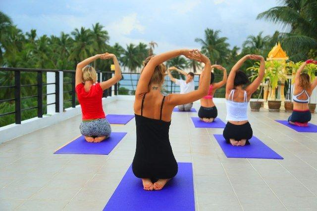 Йога и фитнес туры 2017