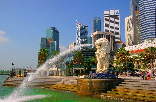 Как добраться из Бангкока до Сингапура