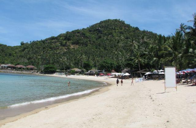 Пляжи Самуи для отдыха с детьми