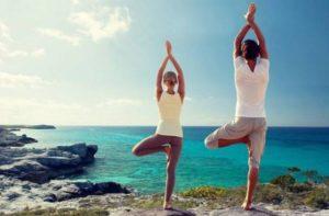 Йога на острове Пхукет