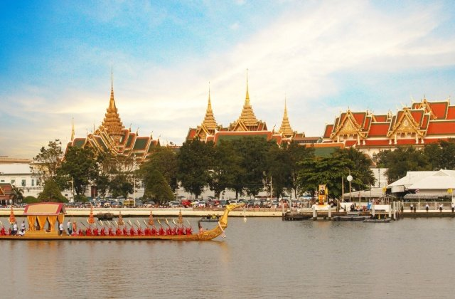 Отдых в Бангкоке с детьми