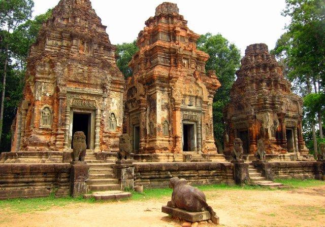 Экскурсия в Камбоджу