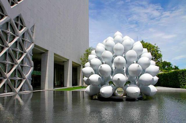 Музей современного искусства в Бангкоке
