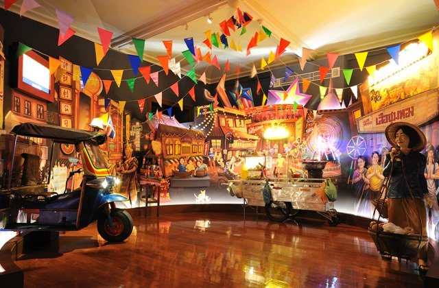 Музей Сиама в Бангкоке