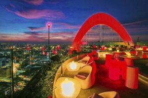 Лучшие бары Бангкока на крыше