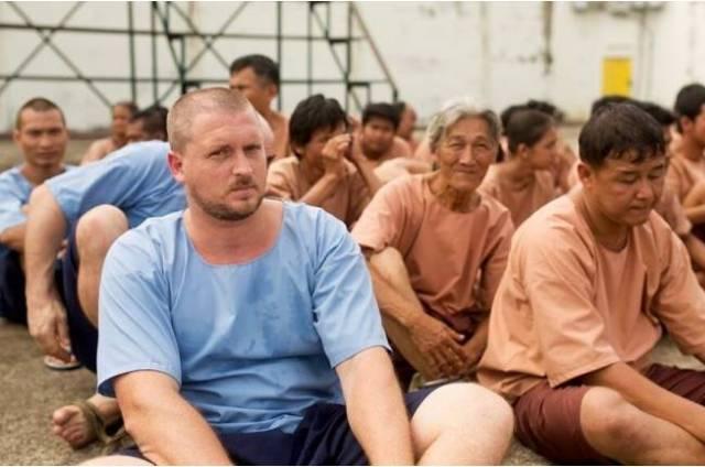 Тюрьма в Тайланде