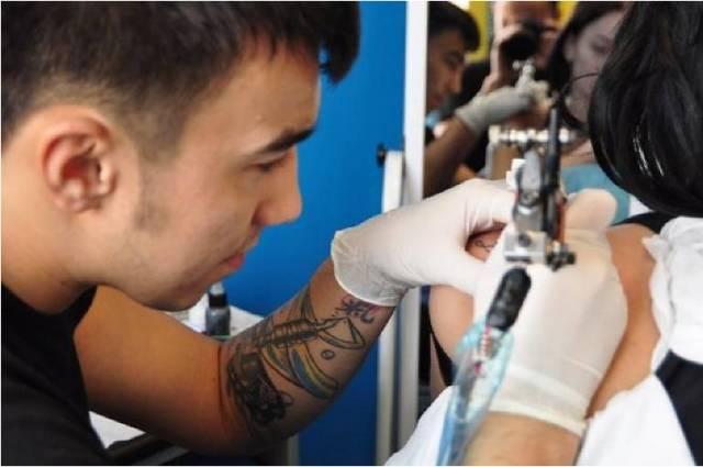 Как сделать татуировку на Пхукете