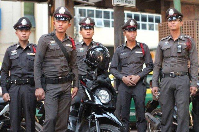 Законы Тайланда