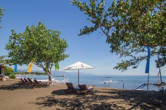 Курорт Ловина на Бали