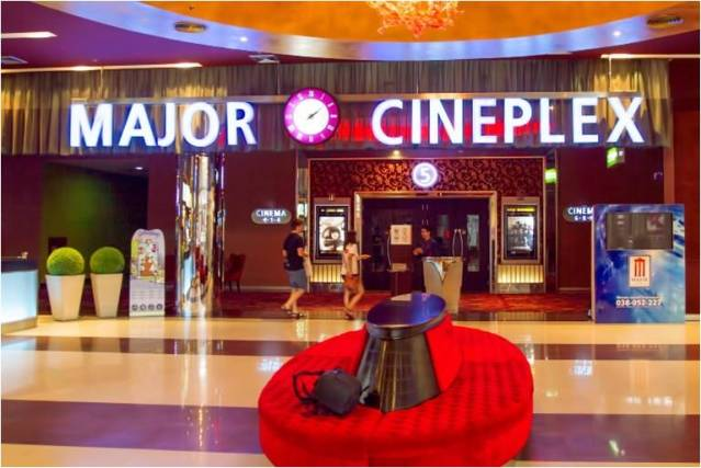 Major Cineplex в Паттайе