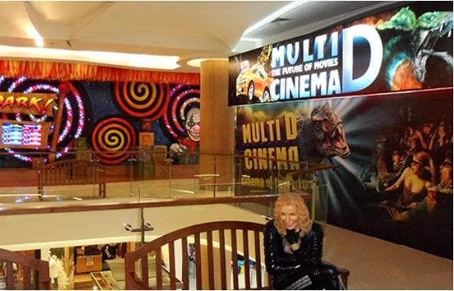 Кинотеатр Royal Garden в Паттайе