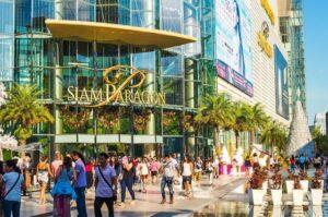 Торговый центр Сиам Парагон в Бангкоке
