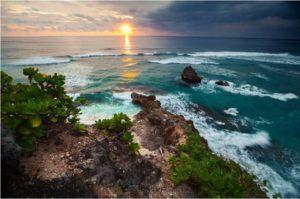 Какое море или океан на Бали