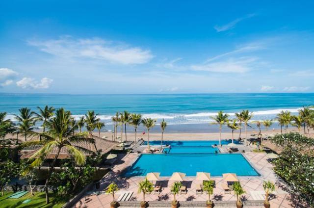 Курорт Легиан на Бали