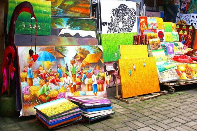 Art Market на Бали
