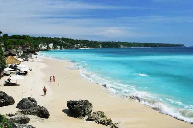 Пляж Гегер на Бали