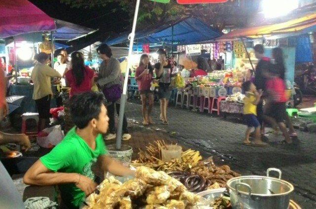 Pasar Senggol на Бали