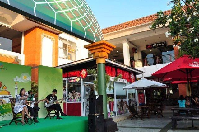 Mal Bali Galeriaт на Бали
