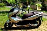 Аренда байка на острове Бали
