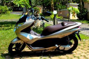 Аренда байка на Бали