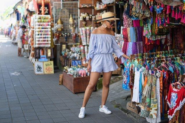 Бали — рай для шоппинга