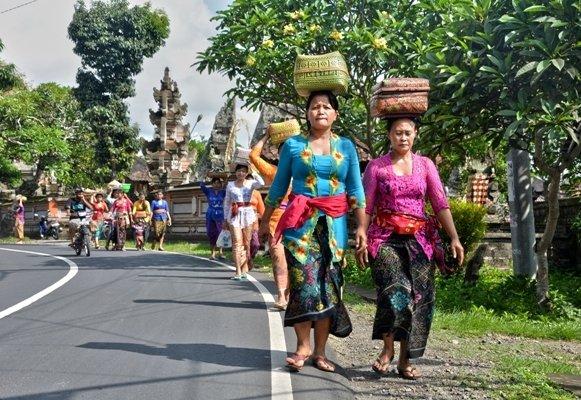 Язык на Бали