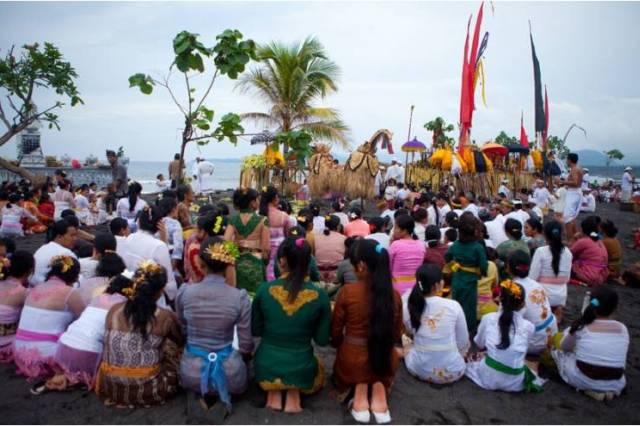 религия на Бали