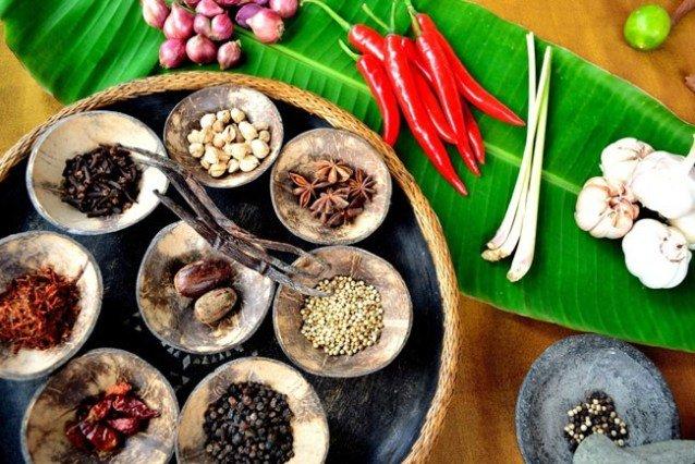 Специи на Бали
