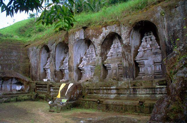 Храм Гунунг Кави на Бали