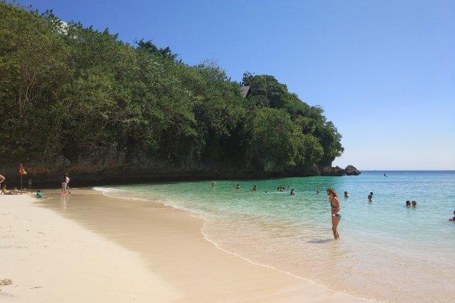Пляж Паданг-паданг на Бали
